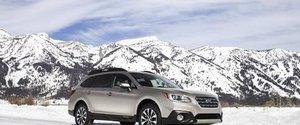 Les véhicules neufs Subaru les plus polyvalents