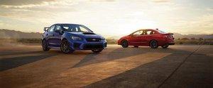 La Subaru WRX STI en offre encore plus pour 2018