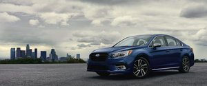 La Subaru Legacy se refait une beauté pour 2018