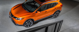2017 Nissan Qashqai : Nissan's newest SUV for under $20,000