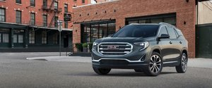 The 2018 GMC Terrain has everything you want and then some