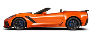 Chevrolet Corvette ZR1 Cabriolet  2019