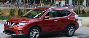 Nissan Rogue 2015 : l'étoile du segment