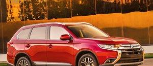 Mitsubishi Outlander 2016 : une tonne de changements