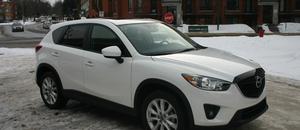 Mazda CX-5 2013 versus Volkswagen Tiguan 2013