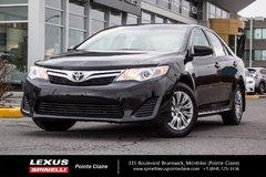 2013 Toyota Camry LE! BAS MILEAGE