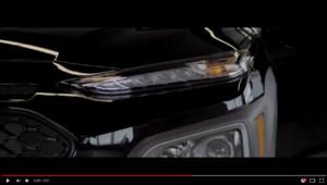 Le nouveau Hyundai Kona 2018 est en ville