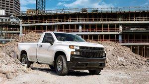 Le nouveau Chevrolet Silverado 2019 sera bientôt à Granby