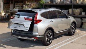 Hyundai Tucson 2018 vs Honda CR-V 2018 à Sherbrooke