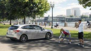 Volkswagen Golf 2018 vs Subaru Impreza hatchback 2018 à Montréal