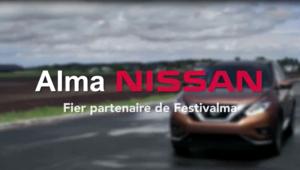 Alma Nissan - fier partenaire de festivalma !