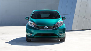 Nissan Versa Note 2014 – Économique dans tous les sens du terme