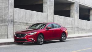 Mazda présente sa nouvelle Mazda 6