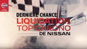 Liquidation Top chrono - dernière chance