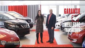 Chez l'ami Junior Nissan trouvez le véhicule qui correspond à vos besoins et à votre budget