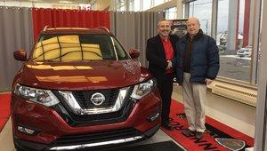 Nissan Rogue SV Technologie 2019