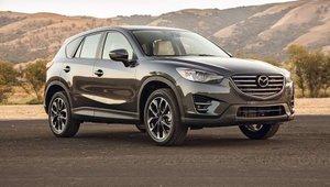 Mazda CX5 2016: petits changements