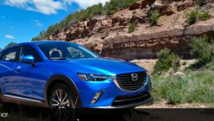 Mazda CX-3 2016 : premières impressions