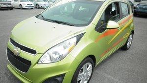 Chevrolet Spark LS MANUELLE 2013