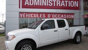 Nissan Frontier CREW  CAB SV 2014