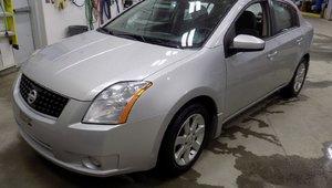 Nissan Sentra 2.0 S CVT 2009