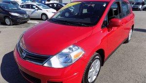 Nissan Versa MANUELLE GARANTIE PROLONGÉE !! 2011