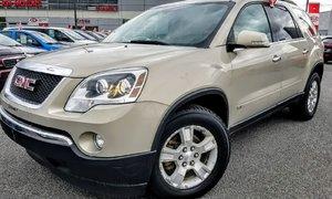 GMC Acadia SLT AWD*Sièges Chauffants/Électrique/Refroidissant 2009