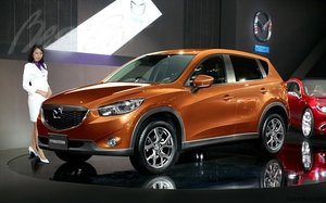 Two new, very important models for Mazda are coming in 2015