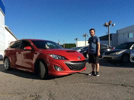 Une dose de Mazdaspeed de Hyundai Trois-Rivières à Trois-Rivières