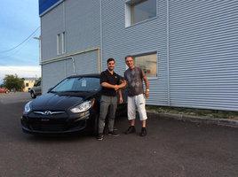 Une belle transaction! de Hyundai Trois-Rivières à Trois-Rivières