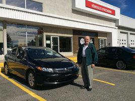 Nouvelle voiture de Groupe Vincent à Shawinigan et Trois-Rivières