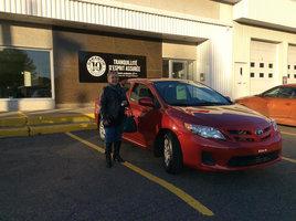 Nouveau départ de mammy de Groupe Vincent à Shawinigan et Trois-Rivières