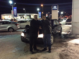 Transaction exceptionnel de Hyundai Trois-Rivières à Trois-Rivières