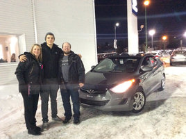 100% satisfait! de Hyundai Trois-Rivières à Trois-Rivières