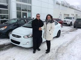 Beau cadeau de moi à moi avec amour !! de Hyundai Trois-Rivières à Trois-Rivières