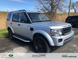 Land Rover LR4 HSE LUX 2016