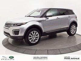 2016 Land Rover Range Rover Evoque SE   AWD, TOIT PANORAMIQUE