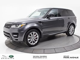 Land Rover Range Rover Sport Supercharged AUTOBIOGRAPHY 2015