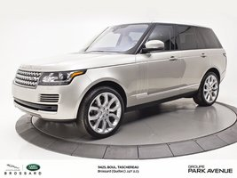 2017 Land Rover Range Rover DIESEL   HSE