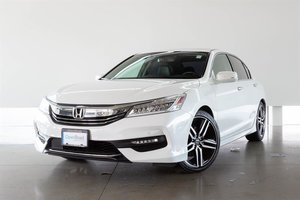 2017 Honda Accord Sedan L4 Touring CVT