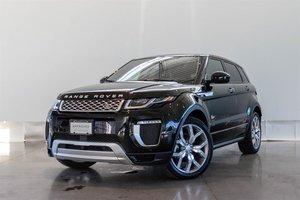 2018 Land Rover Range Rover Evoque 237hp Autobiography