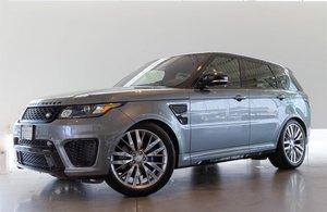 2016 Land Rover Range Rover Sport V8 Supercharged SVR