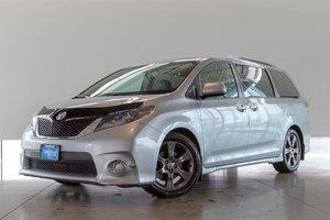 2015 Toyota Sienna SE 8-Pass V6 6A