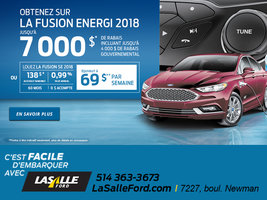 Fusion Energi 2018