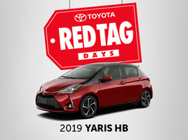 New Toyota Yaris Deals in Montreal