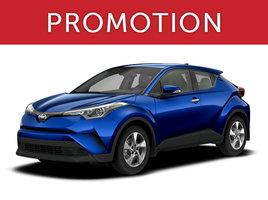 Toyota C-HR Neuf en Promotion à Montréal