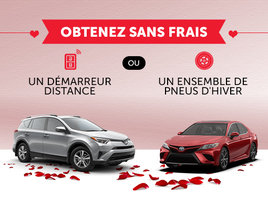 Tomber en Amour avec Toyota