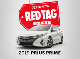 New Toyota Prius Prime Deals in Montreal
