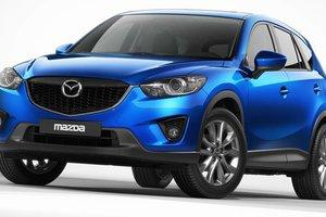 Mazda présente son nouveau VUS compact la CX-5 2013