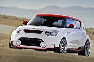 Kia en fait rêver plus d'un avec la voiture concept Track'ster
